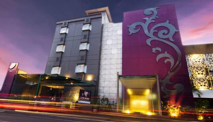 J Boutique Hotel Kuta - Gedung Utama Hotel