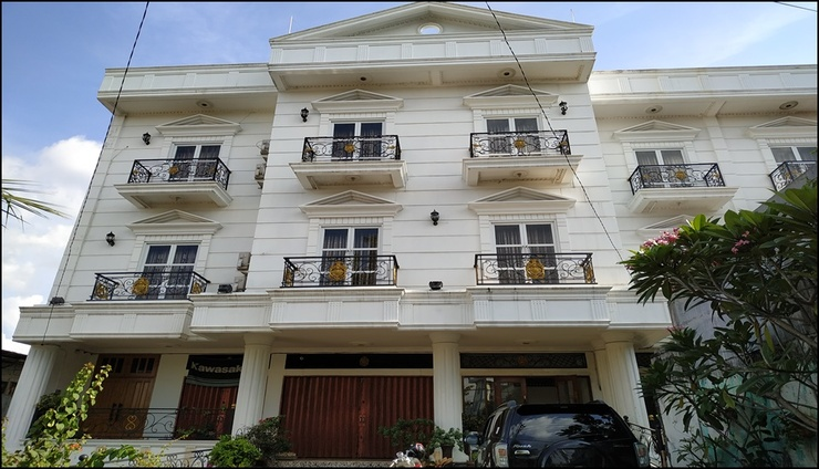 Arafah Guest House Lahat Lahat - exterior