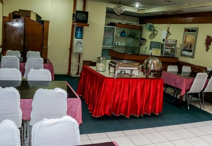 NIDA Rooms Manga Raja 35 Medan Kota - Restoran