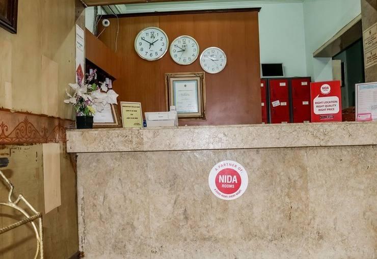 NIDA Rooms Manga Raja 35 Medan Kota - Resepsionis