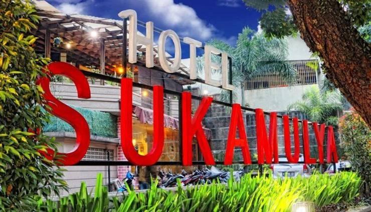 Sukamulya Hotel Bandung - Exterior
