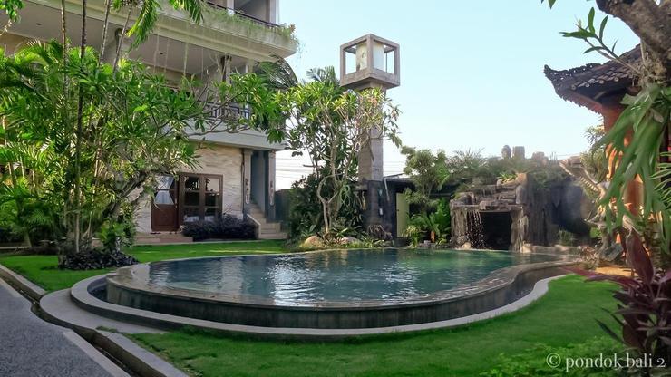 Pondok Bali 2 Homestay Bali - Exterior