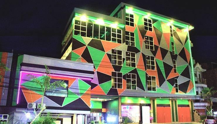 Sevensix Hotel Balikpapan Balikpapan - Facade