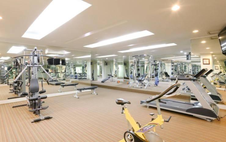 Aerotel Smile Makassar - Gym