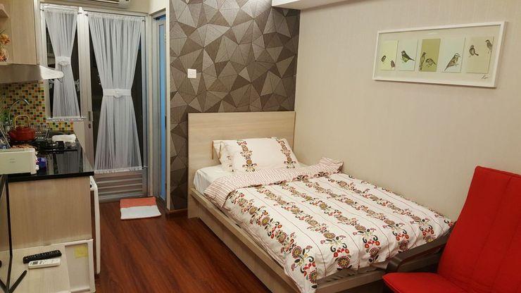 Papilukas Room Kalibata City Jakarta - Bedroom