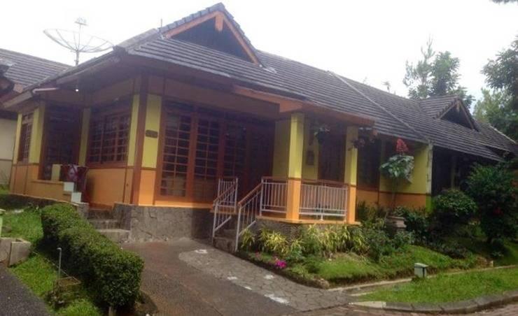 Villa Kota Bunga Andrie Type Jepang Cianjur - Eksterior