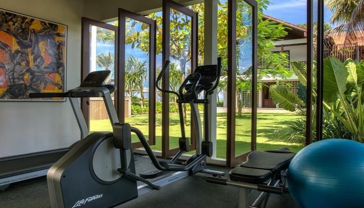 Jeeva Saba Bali - Gym