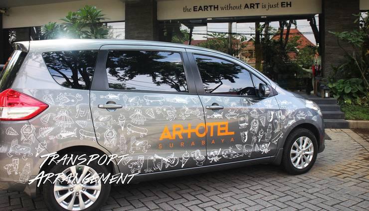 Artotel Surabaya - 27/11/2017