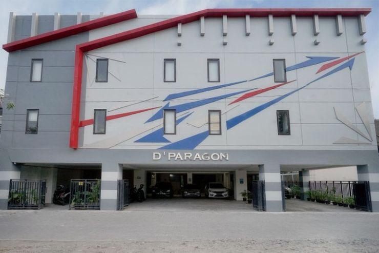 D'Paragon Seturan 3 Yogyakarta - exterior