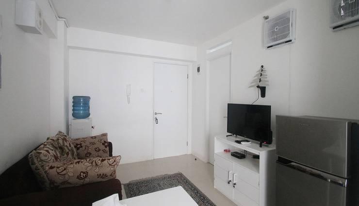 Bassura City Apartment Jakarta - Ruang tamu