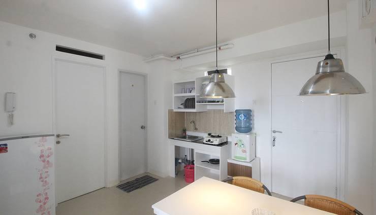 Bassura City Apartment Jakarta - Ruang makan