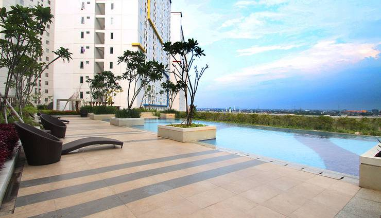 Bassura City Apartment Jakarta - Bassura City
