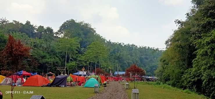 Zuri Resort & Convention Cianjur - Camping Ground