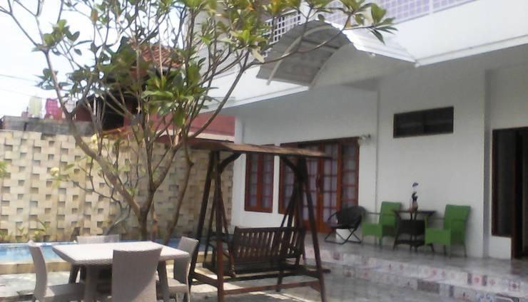 Griya Nendra Hotel Jogja - Eksterior