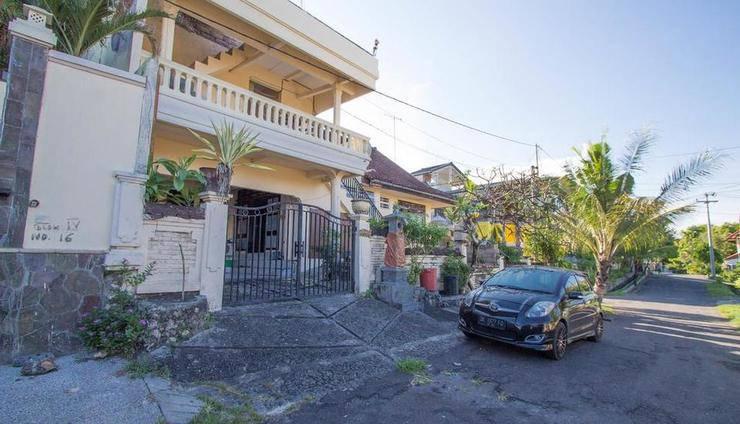 Clamonic House Bali - Eksterior