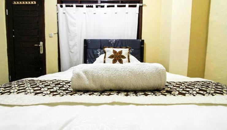 Clamonic House Bali - Single room