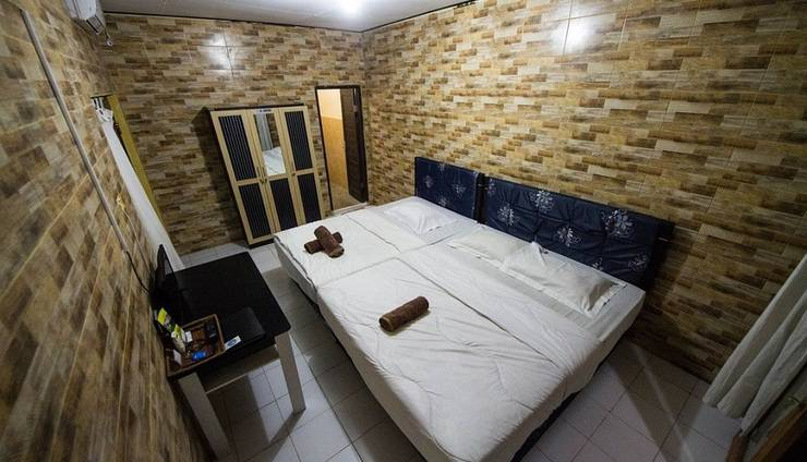 Clamonic House Bali - Triple room