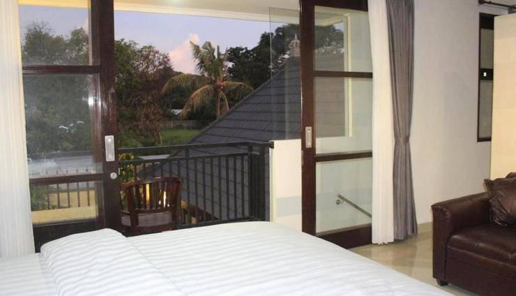 Angel Villa Kesari Bali - Kamar tamu