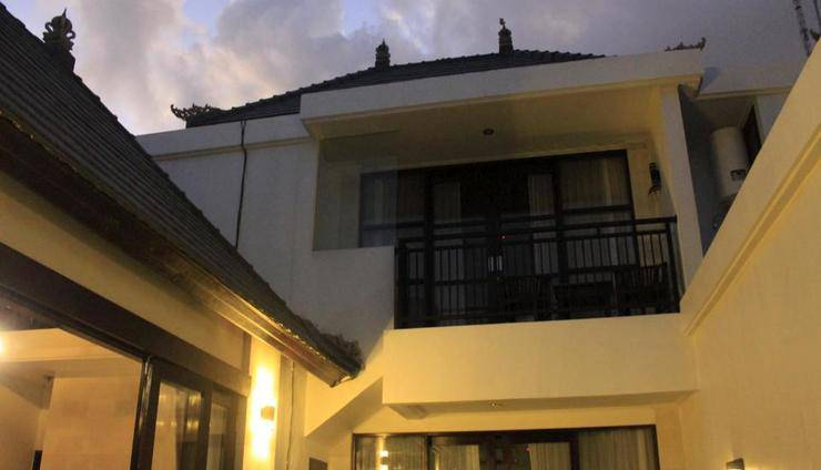 Angel Villa Kesari Bali - Eksterior