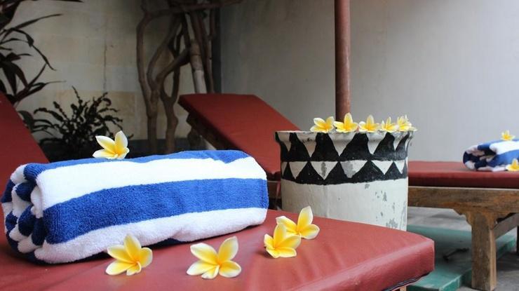 Angel Villa Kesari Bali - exterior