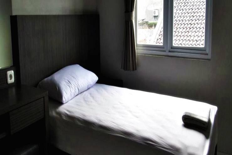 D River Guest House Bandung - Kamar Tidur