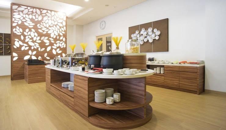 Grand G7 Hotel Jakarta - Buffet