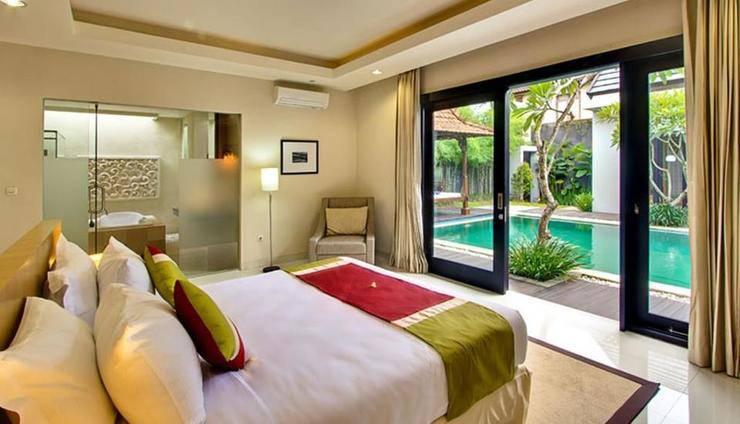 The Nibbana Villas Bali - Kamar