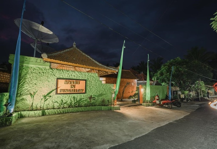 Myart Homestay Bali - Exterior