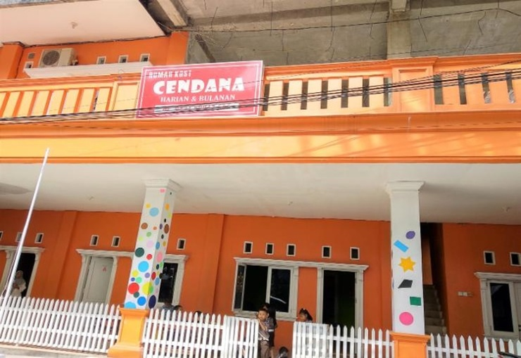 Cendana Guest House Balikpapan - Exterior