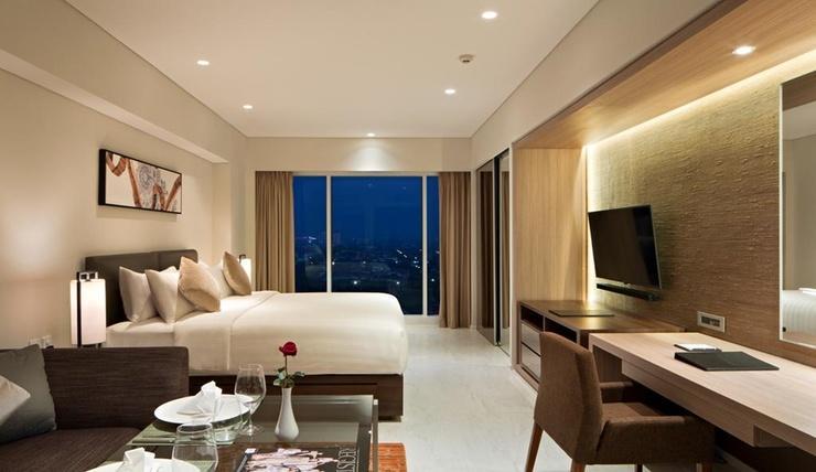 Oakwood Hotel & Residence Surabaya Surabaya - Superior