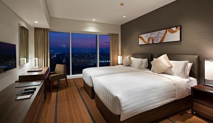 Oakwood Hotel & Residence Surabaya Surabaya - 2 Bedroom