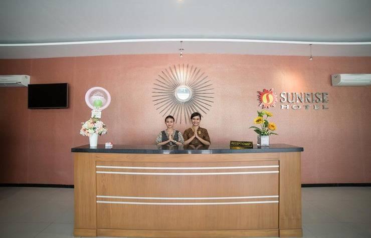 Sunrise Hotel Semarang Semarang - Reception