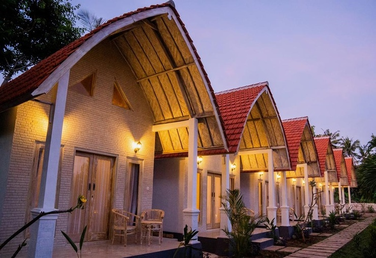 Kayu Kuning Cottage Bali - Exterior