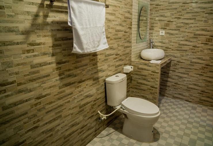 Kayu Kuning Cottage Bali - Bathroom