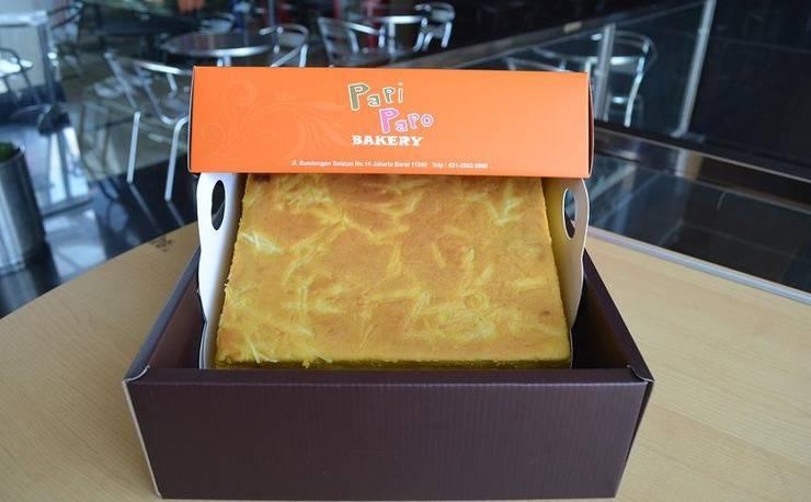 Nite & Day Jakarta Bandengan - Indo Cake - Lapis Legit Keju - Papi Papo Bakery