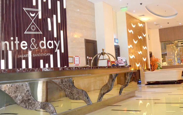 Nite & Day Jakarta Bandengan - Reception
