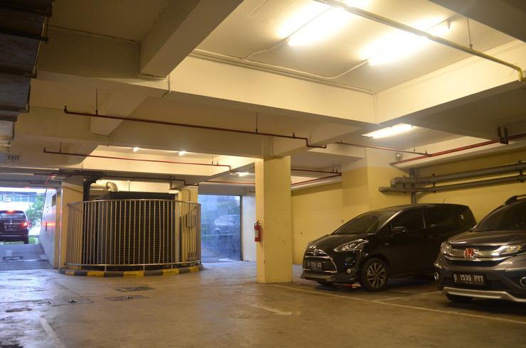 Nite & Day Jakarta Bandengan - Tempat Parkir