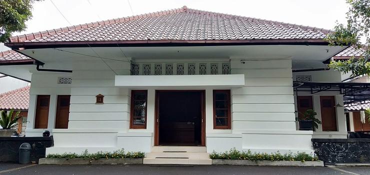 Saskava Hotel & Resto Bandung - Tampak Depan