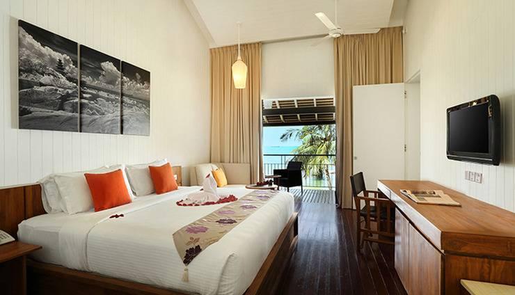 Turi Beach Resort Batam - Riani Deluxe Beachfront