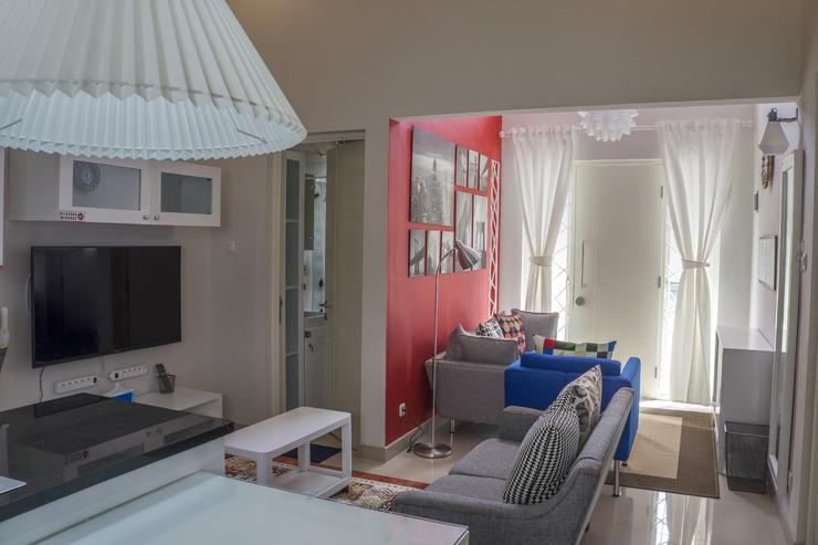 The Awan's Home Malang - Interior