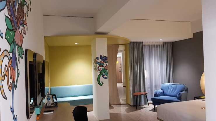 MaxOneHotels at Balikpapan Balikpapan - Warmth Room