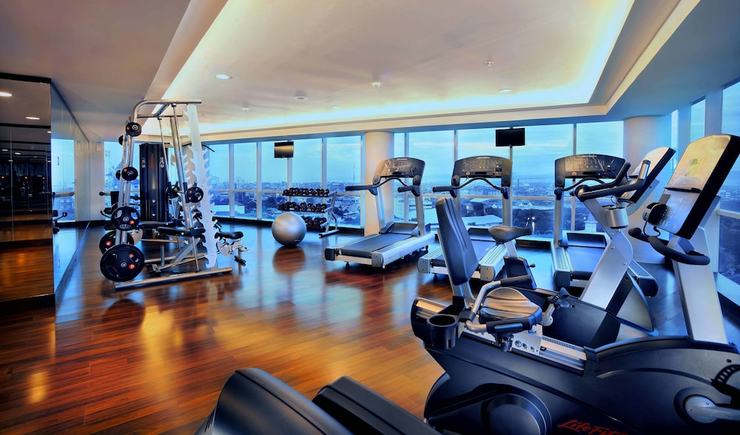 Aston Makassar - Gym