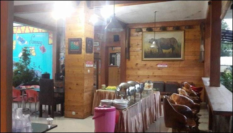 Nuwono Tasya Guesthouse Bandar Lampung - interior