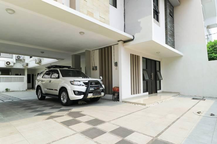 Guest House Airdas 2 Surabaya - Entrance