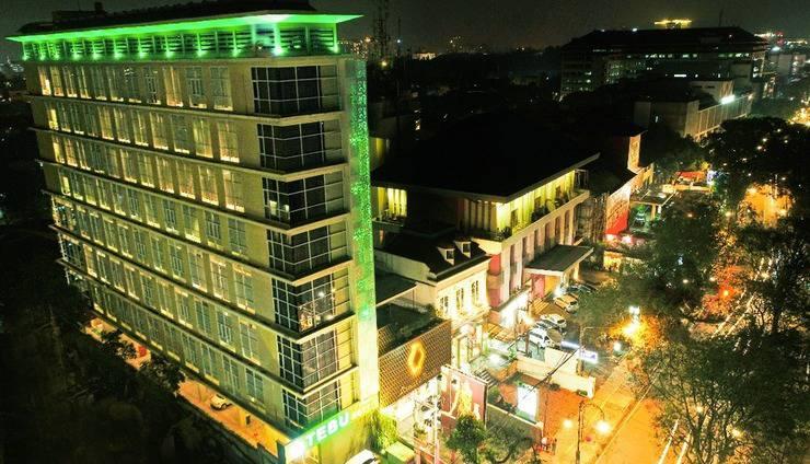 Tebu Hotel Bandung - Appearance