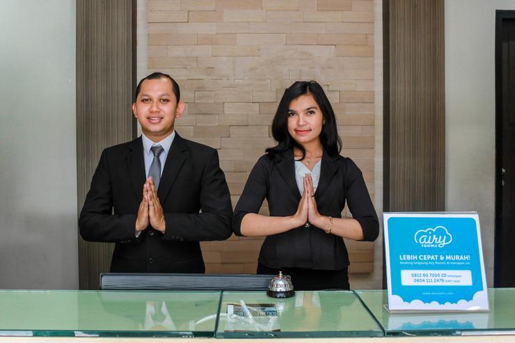 Airy Gudangkahuripan Raya Lembang 15 Bandung - Receptionist