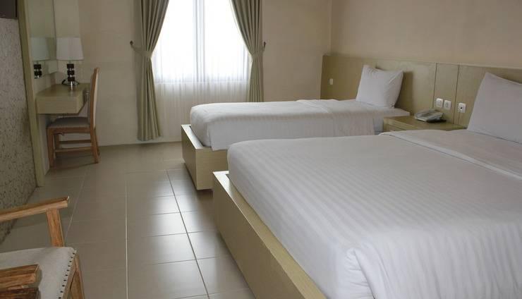 Akasa Hotel Kaliurang Yogyakarta - Family Room
