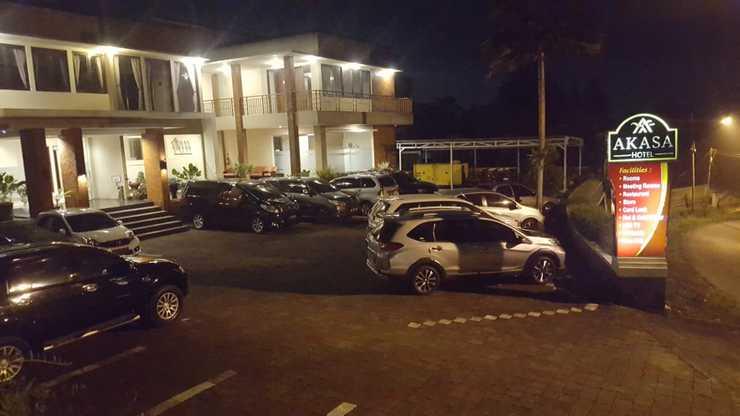 Akasa Hotel Kaliurang Yogyakarta - Front page