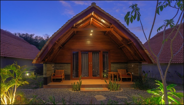Tanjung Lima Villas Labuan Bajo Manggarai Barat - exterior