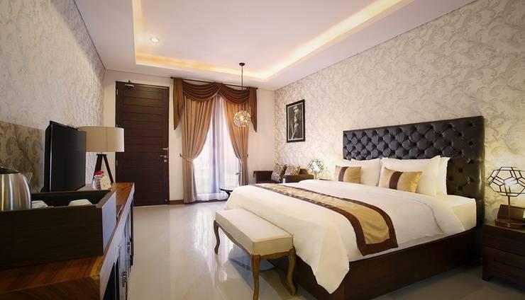 Visala Boutique Suites Bali - Deluxe Tempat Tidur Double